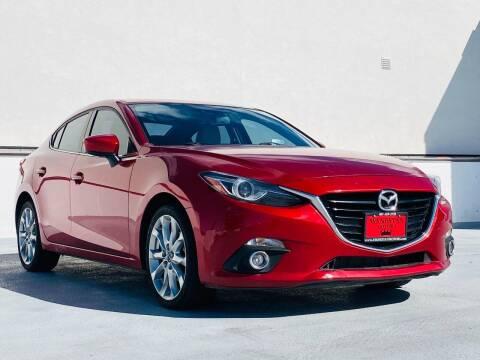 2014 Mazda MAZDA3 for sale at Avanesyan Motors in Orem UT