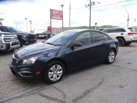 2016 Chevrolet Cruze Limited for sale at Joe's Preowned Autos in Moundsville WV