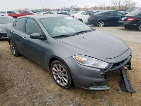 2013 Dodge Dart for sale at Varco Motors LLC - Builders in Denison KS