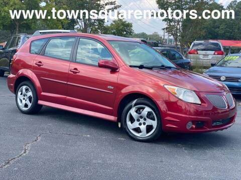 2008 Pontiac Vibe for sale at Town Square Motors in Lawrenceville GA