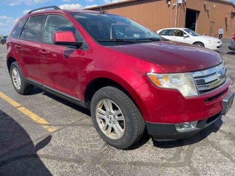 2007 Ford Edge for sale at Best Auto & tires inc in Milwaukee WI