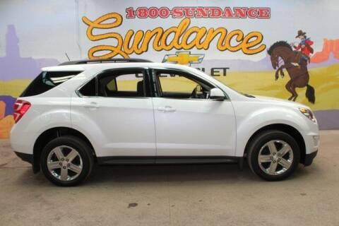 2016 Chevrolet Equinox for sale at Sundance Chevrolet in Grand Ledge MI