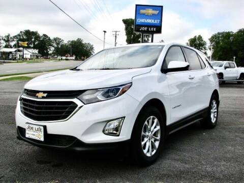 2020 Chevrolet Equinox for sale at Joe Lee Chevrolet in Clinton AR
