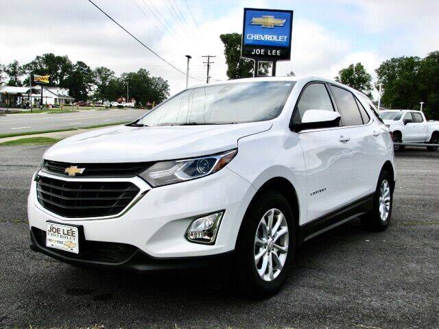 2020 Chevrolet Equinox for sale at Joe Lee Chevrolet in Clinton AR