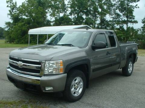 2007 Chevrolet Silverado 1500 for sale at Northgate Auto Sales in Myrtle Beach SC
