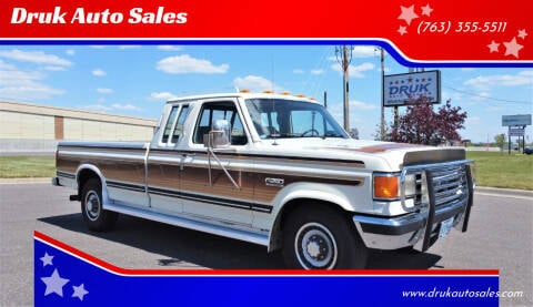 1987 Ford F-250 for sale at Druk Auto Sales in Ramsey MN