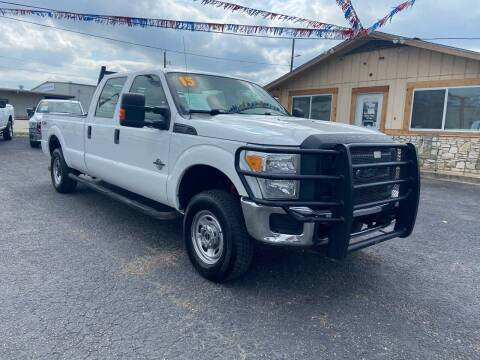 2015 Ford F-250 Super Duty for sale at The Trading Post in San Marcos TX