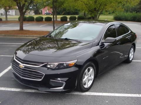 2016 Chevrolet Malibu for sale at Uniworld Auto Sales LLC. in Greensboro NC