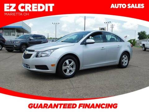 2014 Chevrolet Cruze for sale at Pioneer Family preowned autos in Williamstown WV