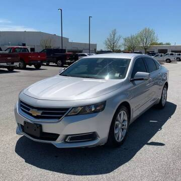 2017 Chevrolet Impala for sale at RUSH AUTO SALES in Burlington NC