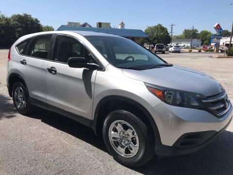 2012 Honda CR-V for sale at Cherry Motors in Greenville SC
