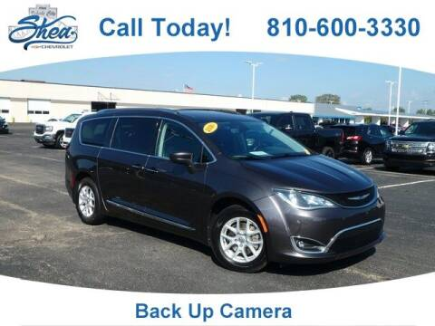 2020 Chrysler Pacifica for sale at Erick's Used Car Factory in Flint MI