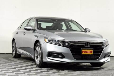 2019 Honda Accord for sale at Chevrolet Buick GMC of Puyallup in Puyallup WA