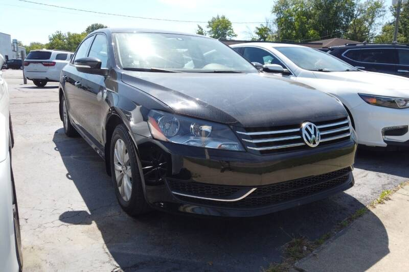 2015 Volkswagen Passat for sale at RS Motors in Falconer NY