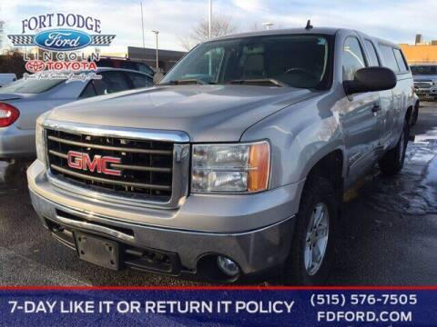 2009 GMC Sierra 1500 for sale at Fort Dodge Ford Lincoln Toyota in Fort Dodge IA