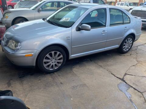 2003 Volkswagen Jetta for sale at All American Autos in Kingsport TN