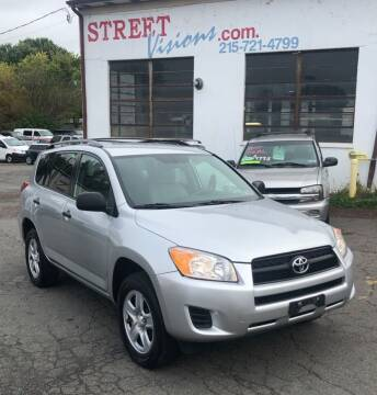 2010 Toyota RAV4 for sale at Street Visions in Telford PA