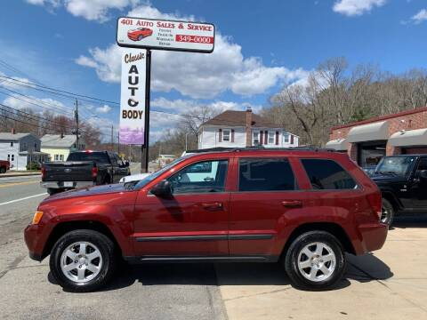 2008 Jeep Grand Cherokee for sale at 401 Auto Sales & Service in Smithfield RI