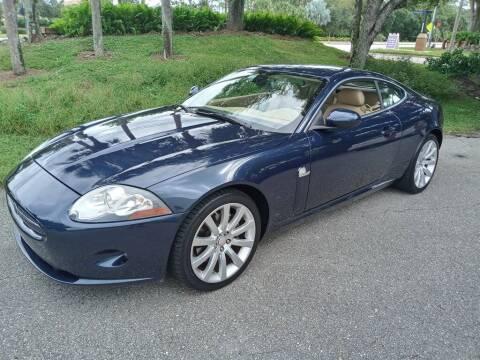 2007 Jaguar XK-Series for sale at Premier Motorcars in Bonita Springs FL