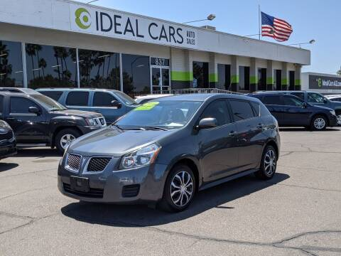 2010 Pontiac Vibe for sale at Ideal Cars in Mesa AZ