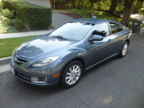 2012 Mazda MAZDA6 for sale at Altadena Auto Center in Altadena CA