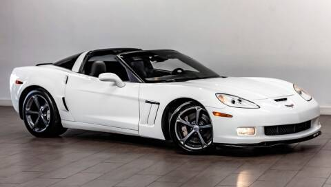 2011 Chevrolet Corvette for sale at Texas Prime Motors in Houston TX
