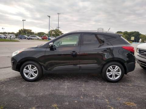 2013 Hyundai Tucson for sale at Savior Auto in Independence MO