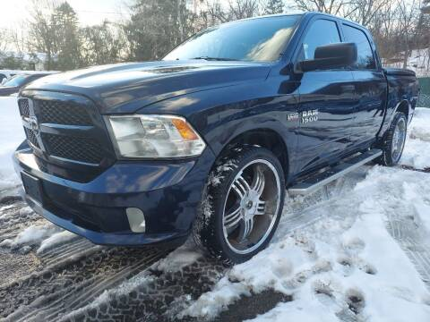 2014 RAM Ram Pickup 1500 for sale at AMA Auto Sales LLC in Ringwood NJ