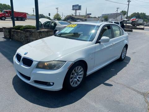 2009 BMW 3 Series for sale at Import Auto Mall in Greenville SC