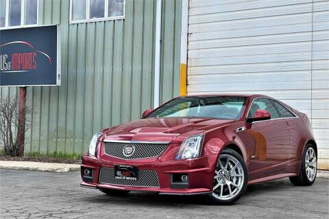 2014 Cadillac CTS-V for sale at Haus of Imports in Lemont IL