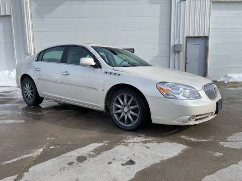 2008 Buick Lucerne for sale at American Car Dealers in Lincoln NE