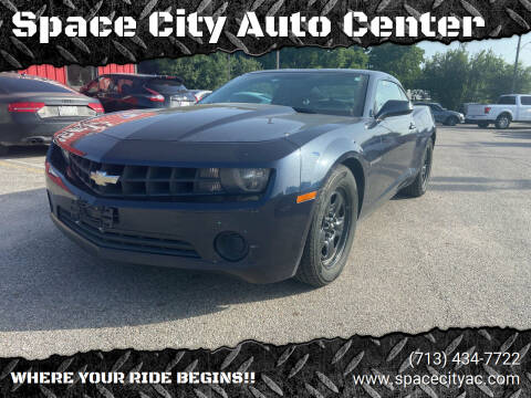2013 Chevrolet Camaro for sale at Space City Auto Center in Houston TX