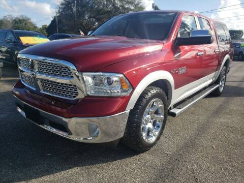 2014 RAM Ram Pickup 1500 for sale at Bargain Auto Sales in West Palm Beach FL