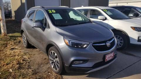 2020 Buick Encore for sale at Buena Vista Auto Sales in Storm Lake IA