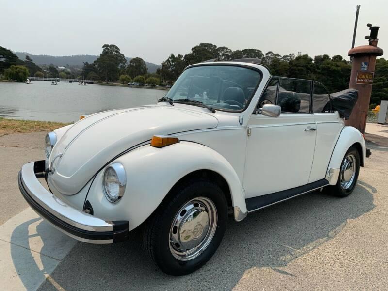 1979 Volkswagen Beetle Convertible for sale at Dodi Auto Sales in Monterey CA