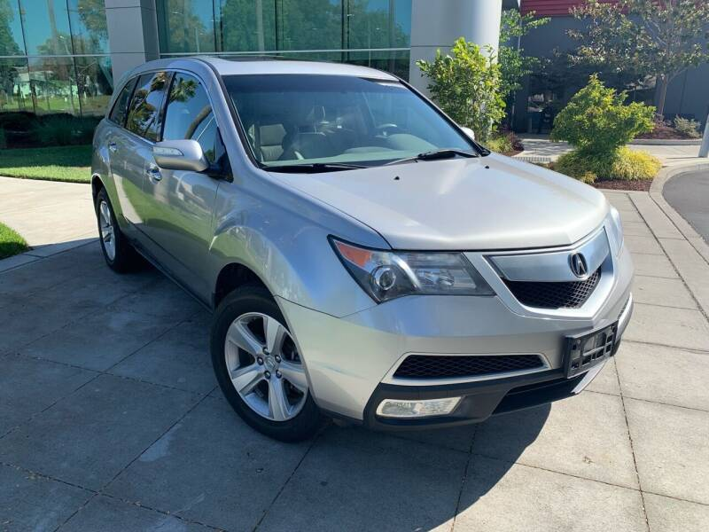 2011 Acura MDX for sale at Top Motors in San Jose CA
