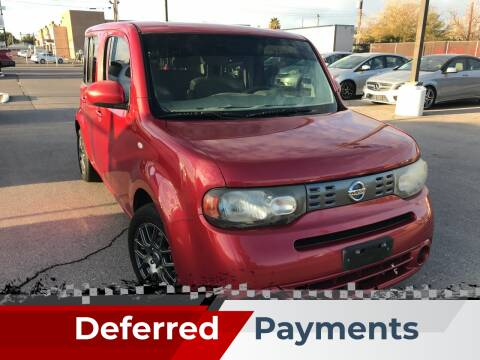 2009 Nissan cube for sale at Rock Star Auto Sales in Las Vegas NV
