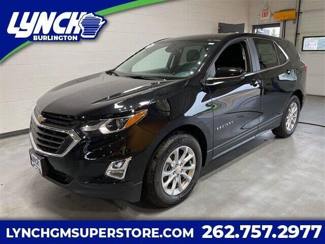 2021 Chevrolet Equinox for sale in Burlington, WI