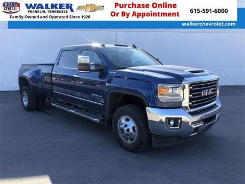 2019 GMC Sierra 3500HD for sale at WALKER CHEVROLET in Franklin TN