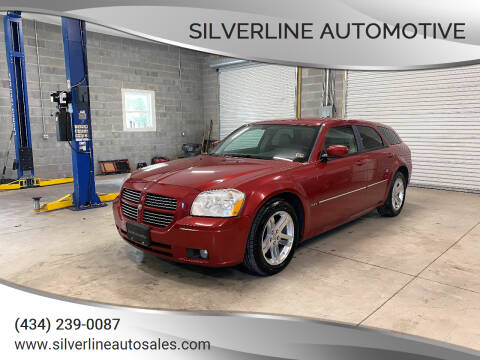 2007 Dodge Magnum for sale at Silverline Automotive in Lynchburg VA
