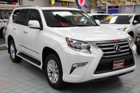 2018 Lexus GX 460 for sale at Windy City Motors in Chicago IL