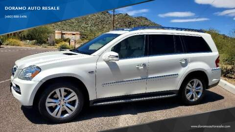 2012 Mercedes-Benz GL-Class for sale at DORAMO AUTO RESALE in Glendale AZ