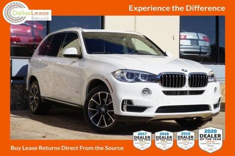 2017 BMW X5 for sale at Dallas Auto Finance in Dallas TX