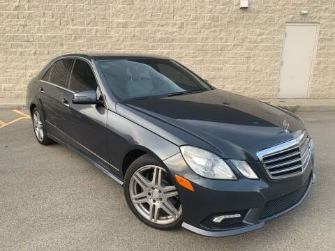 2011 Mercedes-Benz E-Class for sale at Trocci's Auto Sales in West Pittsburg PA