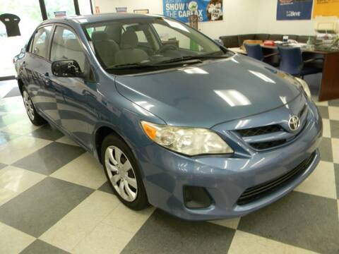 2012 Toyota Corolla for sale at Lindenwood Auto Center in Saint Louis MO