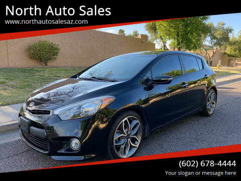 2015 Kia Forte5 for sale at North Auto Sales in Phoenix AZ