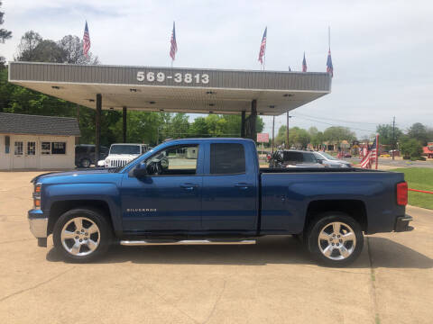 2015 Chevrolet Silverado 1500 for sale at BOB SMITH AUTO SALES in Mineola TX