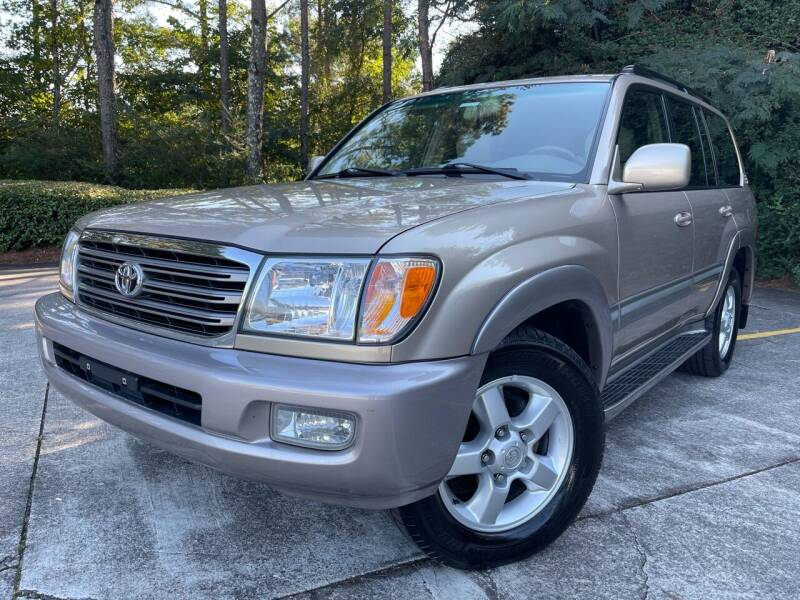 2005 Toyota Land Cruiser for sale at Selective Imports in Woodstock GA