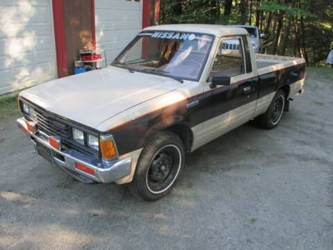 1986 Nissan Pickup for sale at Classic Car Deals in Cadillac MI