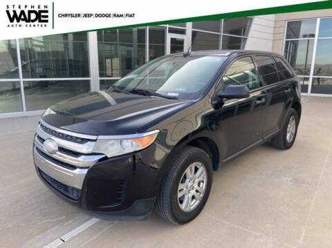 2012 Ford Edge for sale at Stephen Wade Pre-Owned Supercenter in Saint George UT